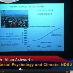 Go2030 Speaker Series III: Social Psychology and Climate