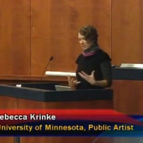 "Rebecca Krinke, ""The Emotional Landscape"""